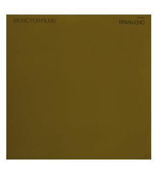 Brian Eno - Music For Films (LP, Album) mesvinyles.fr