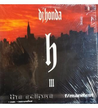 "DJ Honda - The Eclipse / Old School, New School (12"") mesvinyles.fr"
