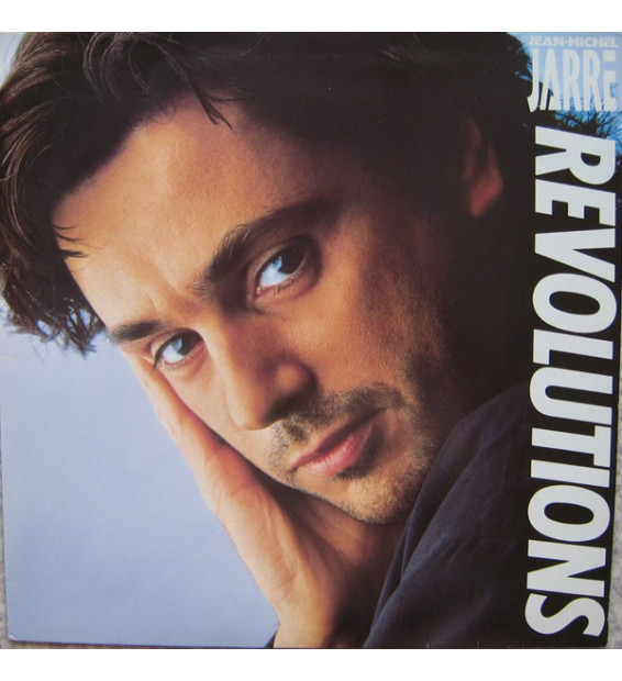 Jean-Michel Jarre - Révolutions (LP, Album)