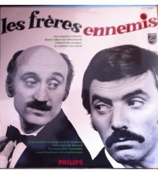 Les Frères Ennemis - Les Cruciverbistes (LP) mesvinyles.fr