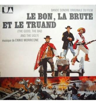 """Ennio Morricone - Bande Sonore Originale Du Film """"Le Bon, La Brute Et Le Truand"""" (The Good, The Bad And The Ugly) (LP, Album, R"""