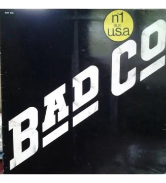 Bad Co* - Bad Company (LP, Album, Gat) mesvinyles.fr