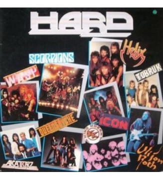 Hard (LP, Compilation) mesvinyles.fr