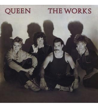 Queen - The Works (LP, Album, Squ) mesvinyles.fr
