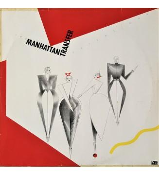 The Manhattan Transfer - Extensions (LP, Album) mesvinyles.fr
