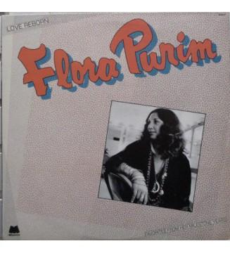Flora Purim - Love Reborn (LP, Comp) mesvinyles.fr