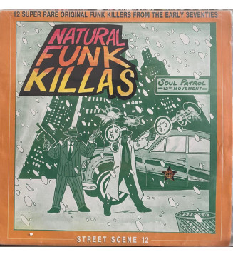 Various - Natural Funk Killas (LP, Comp, Unofficial) mesvinyles.fr