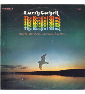 Larry Coryell - The Restful Mind (LP, Album) mesvinyles.fr