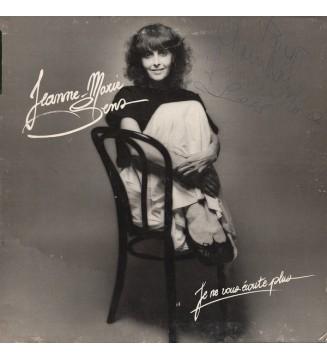 Jeanne-Marie Sens - Je Ne Vous Écoute Plus (LP, Album, Gat) mesvinyles.fr