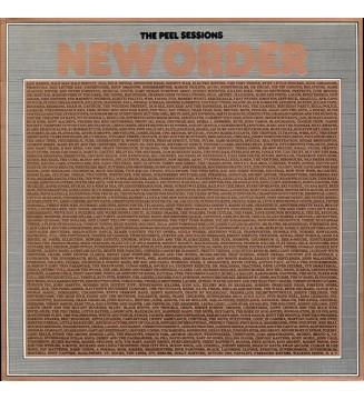 "New Order - The Peel Sessions (12"", Ltd) mesvinyles.fr"