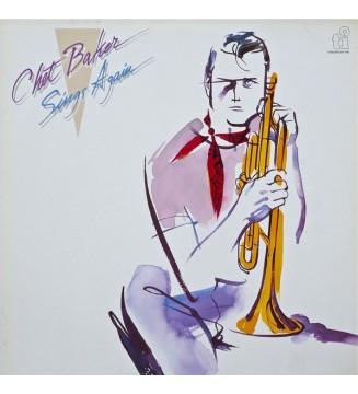 Chet Baker - Sings Again (LP, Album) mesvinyles.fr