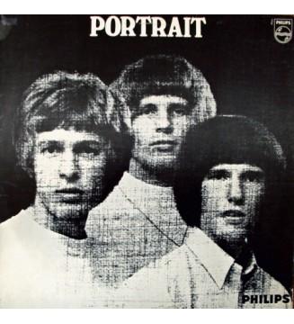 The Walker Brothers - Portrait (LP, Album, Mono) mesvinyles.fr