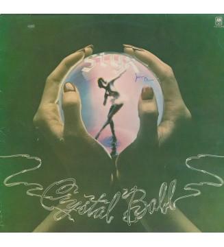 Styx - Crystal Ball (LP, Album, Mon) mesvinyles.fr