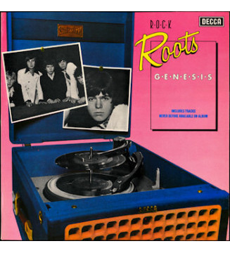Genesis - Rock Roots (LP, Album, G L) mesvinyles.fr