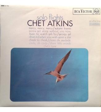 Chet Atkins - Solo Flights (LP, Album, RE) mesvinyles.fr