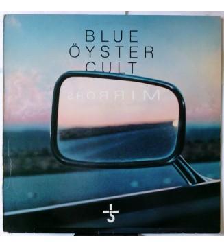 Blue Öyster Cult - Mirrors (LP, Album, Pic) mesvinyles.fr