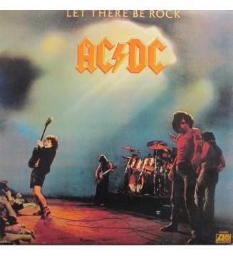 AC/DC - Let There Be Rock (LP, Album) mesvinyles.fr