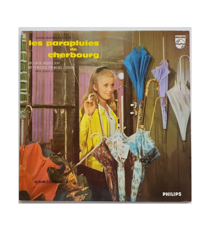Michel Legrand - Les Parapluies De Cherbourg (2xLP, Album, RE) mesvinyles.fr