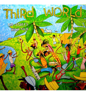 Third World - The Story's Been Told (LP) mesvinyles.fr