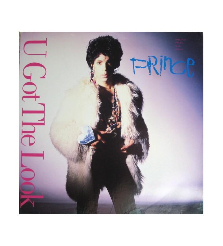 "Prince - U Got The Look (12"", Maxi, Spe) mesvinyles.fr"