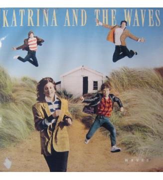 Katrina And The Waves - Waves (LP, Album) mesvinyles.fr