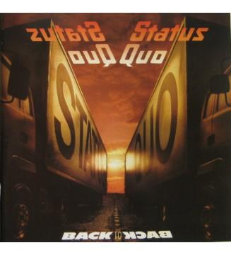 Status Quo - Back To Back (LP, Album) mesvinyles.fr