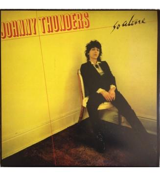 Johnny Thunders - So Alone  (LP, Album, RE, RM + LP, Comp + Ltd) mesvinyles.fr