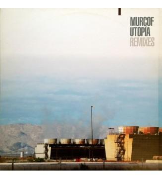 "Murcof - Utopía Remixes (12"") mesvinyles.fr"