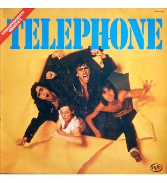 Telephone* - Enregistrements Originaux (LP, Comp) mesvinyles.fr