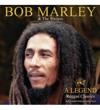 Bob Marley & The Wailers - A Legend Reggae Classics (2xLP, Comp, Gat) mesvinyles.fr