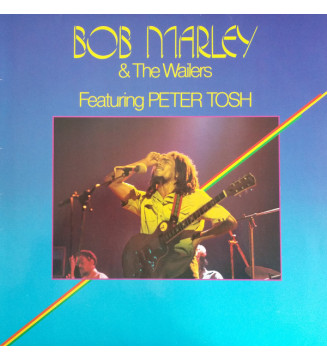 Bob Marley & The Wailers Featuring Peter Tosh - Bob Marley & The Wailers Featuring Peter Tosh (LP, Album, RE) mesvinyles.fr