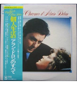 Various - Tous Les Charmes D'Alain Delon (LP, Comp) mesvinyles.fr