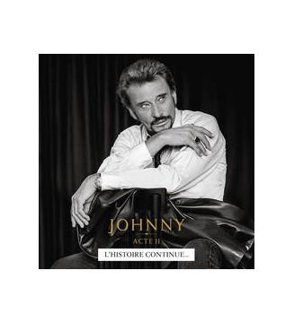 JOHNNY ACTE II - Vinyle...