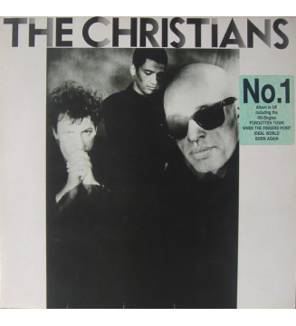 The Christians - The Christians (LP, Album, Gat) mesvinyles.fr
