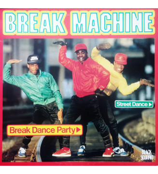 Break Machine - Break Dance Party (LP, Album) mesvinyles.fr