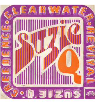 """Creedence Clearwater Revival - Suzie Q (7"""", Single) mesvinyles.fr"""