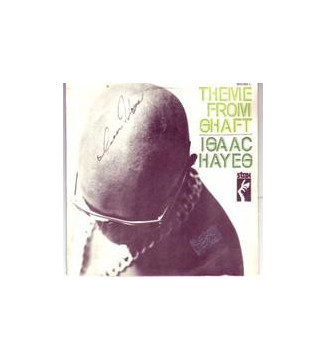 """Isaac Hayes - Theme From Shaft (7"""", Mono) mesvinyles.fr"""
