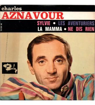 "Charles Aznavour - Sylvie (7"", EP) mesvinyles.fr"