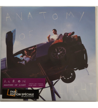AaRON (4) - Anatomy Of Light (LP, Album, Cle) mesvinyles.fr