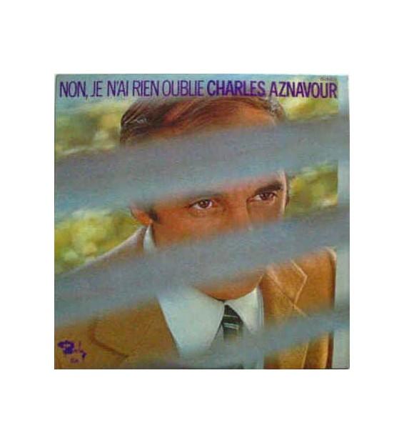 Charles Aznavour - Non, Je N'ai Rien Oublie mesvinyles.fr