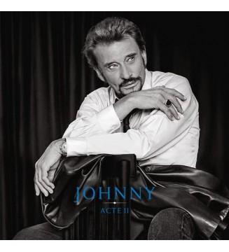 Johnny Acte II Edition Limitée Exclusivité Fnac Vinyle Bleu vinyle mesvinyles.fr