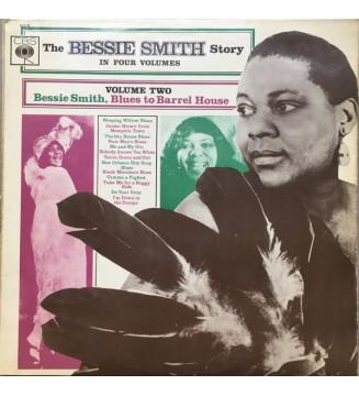 Bessie Smith - The Bessie Smith Story - Vol. 2 - Blues To Barrel House (LP, Comp, Mono) mesvinyles.fr