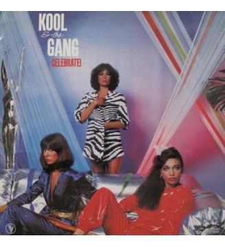 Kool & The Gang - Celebrate! (LP, Album) mesvinyles.fr
