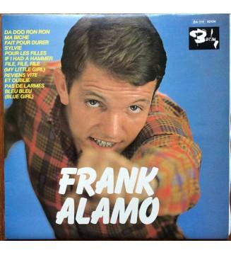 """Frank Alamo - Frank Alamo (10"""", Comp) mesvinyles.fr"""
