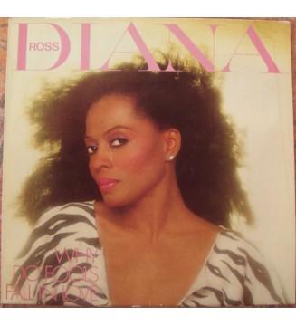 Diana Ross - Why Do Fools Fall In Love (LP, Album, Gat) mesvinyles.fr