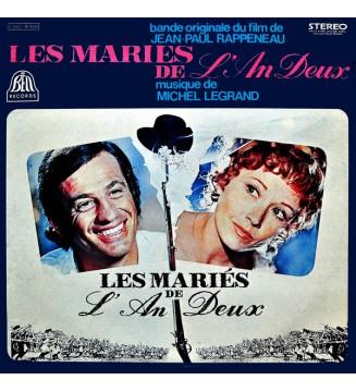Michel Legrand - Les Mariés De L'An Deux (Bande Originale) (LP) mesvinyles.fr
