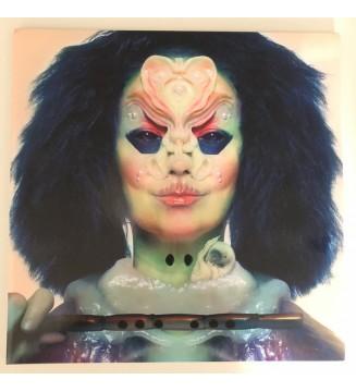 Björk - Utopia (2xLP, Album) mesvinyles.fr