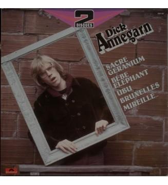 Dick Annegarn - Dick Annegarn (2xLP, Comp, RE) mesvinyles.fr
