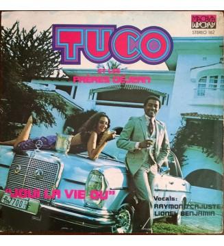 Tuco (3) Et Les Frères Déjean - Joui La Vie Ou (LP) mesvinyles.fr