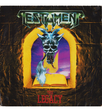 Testament (2) - The Legacy (LP, Album) mesvinyles.fr